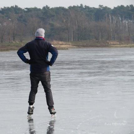 Zou het verantwoord zijn om te schaatsen?