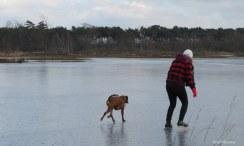 Met enthousiasme op het ijs