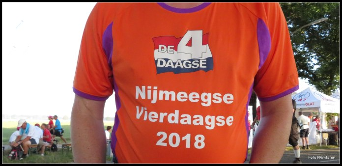 Nijmeegse wandelvierdaagse 2018