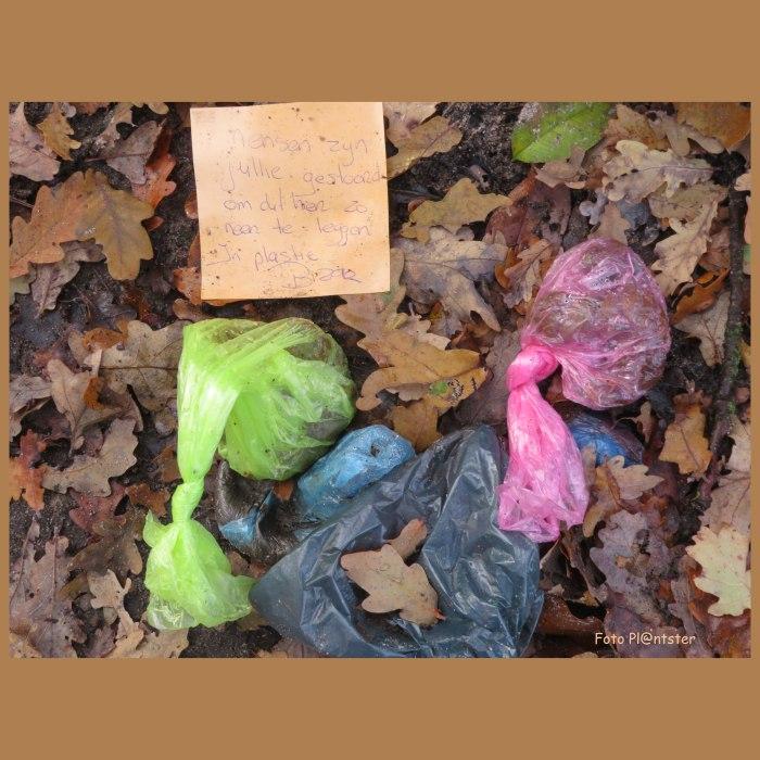 Plastic overlast