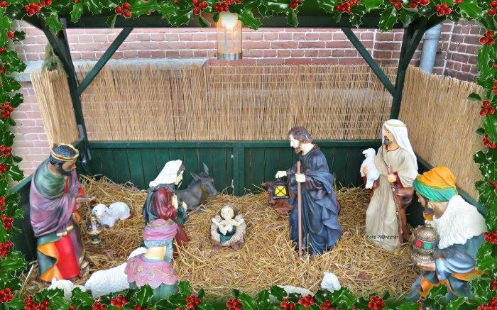 IMG_6889 Kerstmis 'Vrede op aarde'
