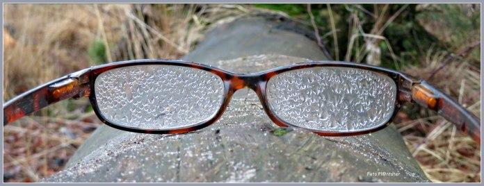 Door de bril van een ander , het laat je iets zien
