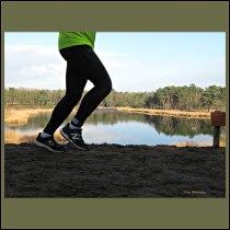 Sportieve stappen