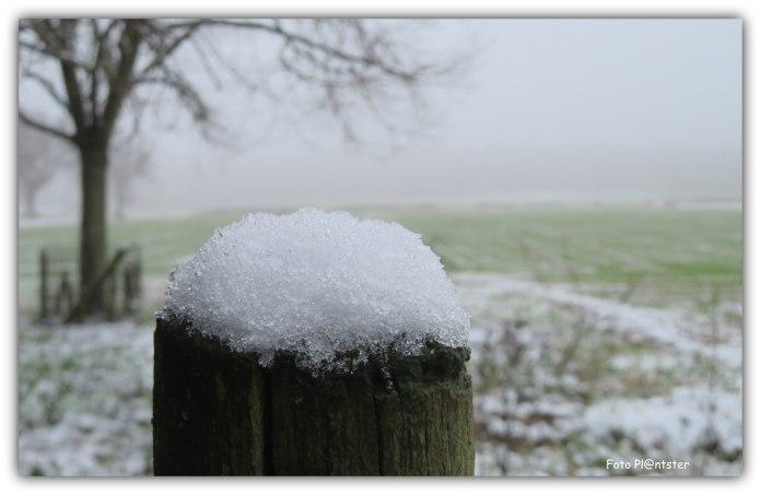 'n Toefje sneeuw zorgt al voor 'n mooi plaatje