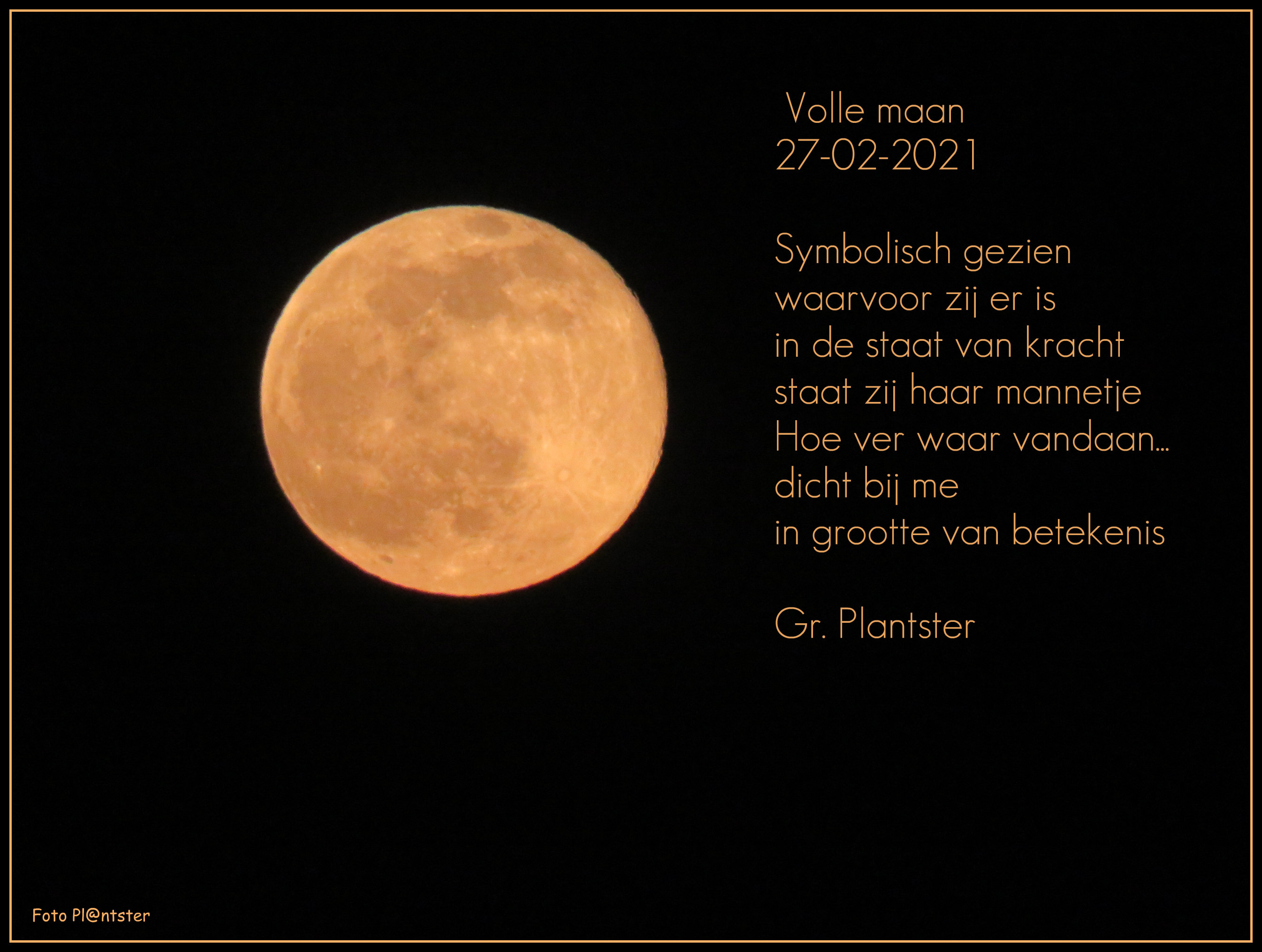 IMG_5318 Volle maan 'sneeuwmaan' Februari 2021