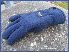 Warme handschoen
