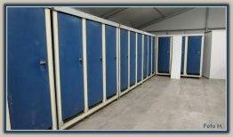 Corridors met toiletten