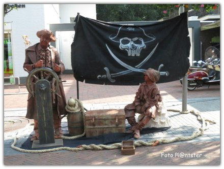 The bloody pirates